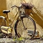 夏はママチャリ自転車で楽してダイエット