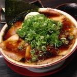 富山ブラックではなく松本ブラックというラーメンを食べてみた!!