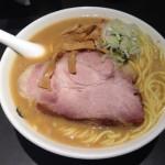 上野の「武骨相傳」で、つけ麺ではなく一度はラーメンも食べて欲しい!