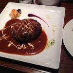 渋谷でキッチン ハセガワの絶品デミグラスハンバーグに感激!