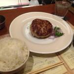 京都・四条で安定感のあるハンバーグ「ハンバーグ ラボ」