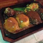 「ゴールドラッシュ(本店・渋谷)」のハンバーグは大味で若者に人気の味