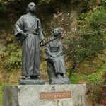 鹿児島県の観光で外せない「銅像」