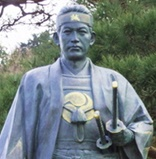 土方歳三像を観光(高幡不動駅)~東京都日野市~
