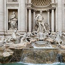 吹奏楽の名曲「ローマの噴水」(レスピーギ作曲)の解説