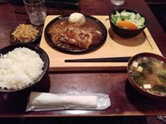 """松本駅で""""お腹が空き過ぎた""""なら「盛よし」へ"""