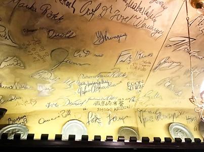 【ウィーン観光】クラシック音楽ファンなら必ず訪れるべきレストラン